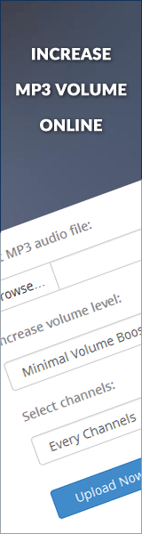 Boost MP3 Volume